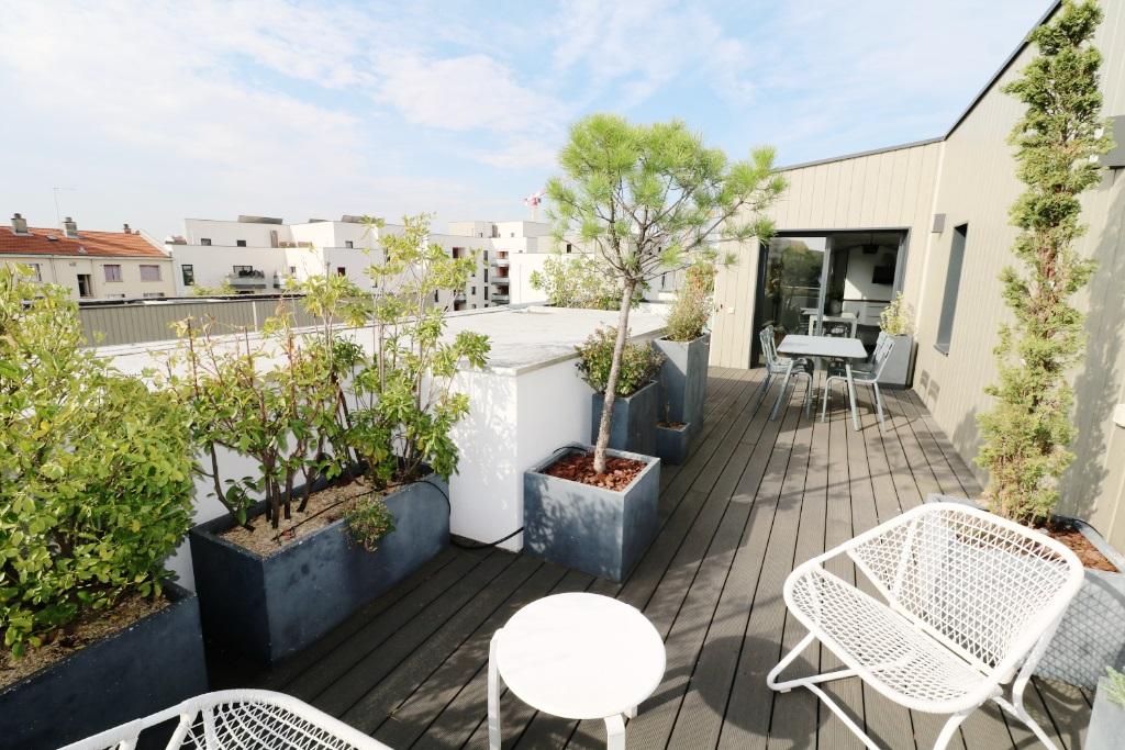Toit Terrasse Coeur Monplaisir T4 83 m²